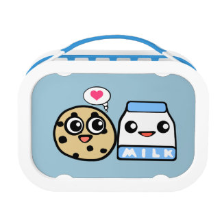 Cookie and Milk Lunchbox