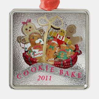 Cookie Bake Christmas Ornament