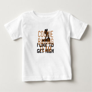 Cookie Baking Team funny saying sarcastic Xmas Baby T-Shirt