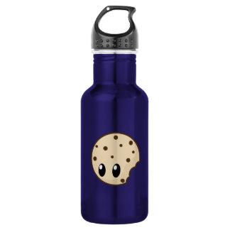 Cookie Bite Blue Dots 532 Ml Water Bottle