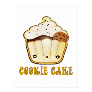 Cookie Cake Postcard
