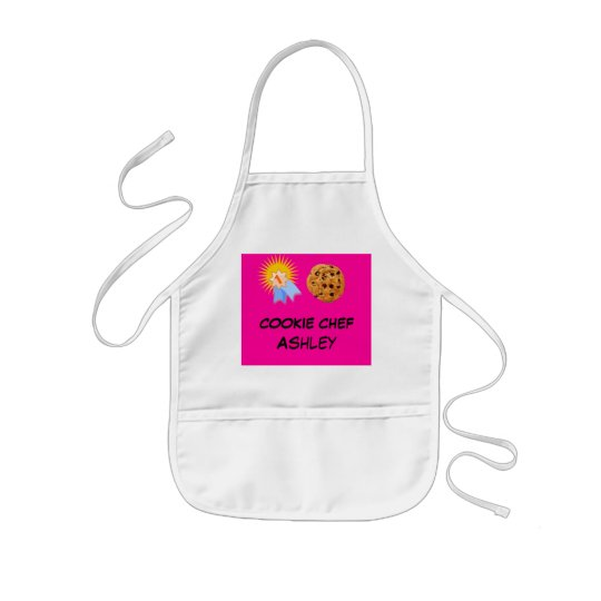 Cookie Chef Apron Personalised Kids & Adults
