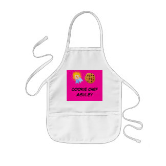 Cookie Chef Apron Personalized Kids & Adults