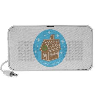 Cookie Cutter Laptop Speakers