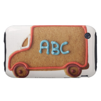 Cookie decorated with icing. iPhone 3 tough cover