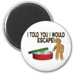 Cookie Escape Magnets