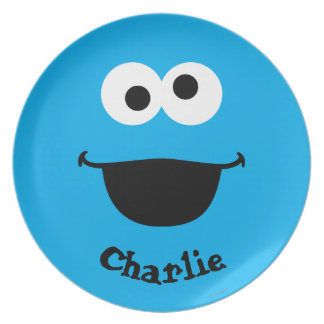 Cookie Face Art   Add Your Name Plate