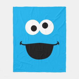 Cookie Face Art Fleece Blanket