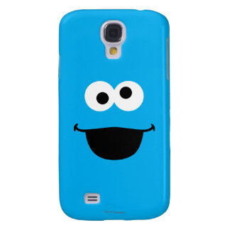 Cookie Face Art Galaxy S4 Case