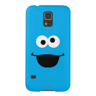 Cookie Face Art Galaxy S5 Cover