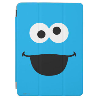 Cookie Face Art iPad Air Cover