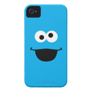 Cookie Face Art iPhone 4 Covers