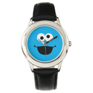Cookie Face Art Wristwatches