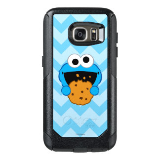 Cookie Face OtterBox Samsung Galaxy S7 Case
