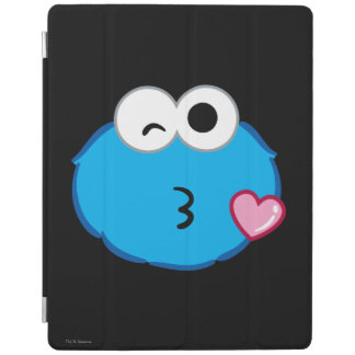 Cookie Face Throwing a Kiss iPad Cover