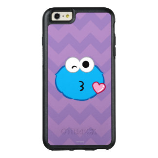 Cookie Face Throwing a Kiss OtterBox iPhone 6/6s Plus Case