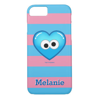 Cookie Heart | Add Your Name iPhone 8/7 Case