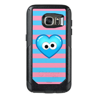 Cookie Heart OtterBox Samsung Galaxy S7 Case