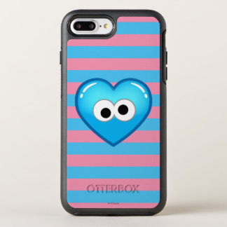 Cookie Heart OtterBox Symmetry iPhone 8 Plus/7 Plus Case