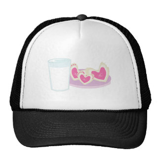 Cookie Hearts Hat