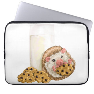 Cookie Hog Laptop Computer Sleeves