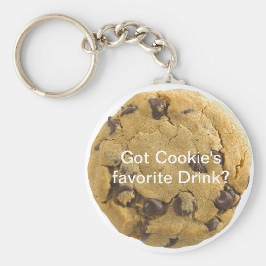 Cookie keychain