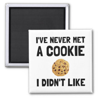 Cookie Like Square Magnet