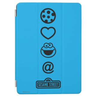 Cookie Love Cookie Monster iPad Air Cover