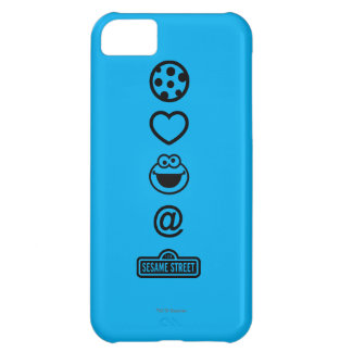 Cookie Love Cookie Monster iPhone 5C Case