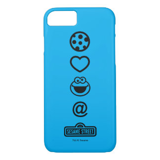 Cookie Love Cookie Monster iPhone 8/7 Case