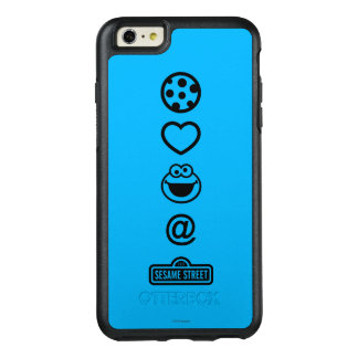 Cookie Love Cookie Monster OtterBox iPhone 6/6s Plus Case
