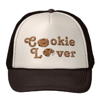 Cookie Lover Chocolate Chip Crispy Yummy Cookies Cap
