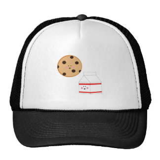Cookie & Milk Mesh Hats