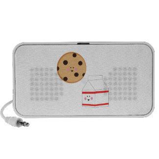 Cookie & Milk Portable Speakers