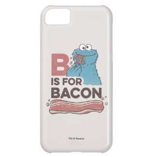 Cookie Monster | B is for Bacon iPhone 5C Case