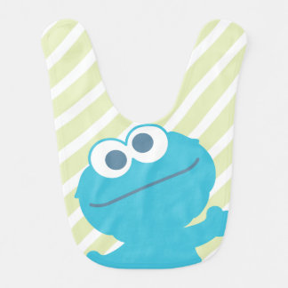 Cookie Monster Baby Body Bib