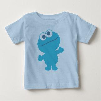 Cookie Monster Baby Body Tshirt