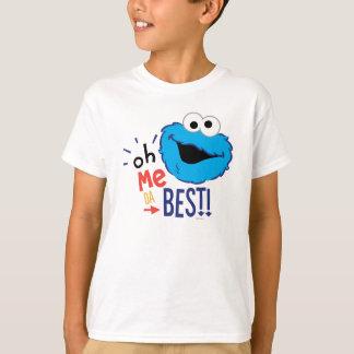 Cookie Monster Best T-Shirt