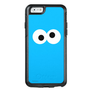 Cookie Monster Big Face OtterBox iPhone 6/6s Case
