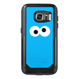 Cookie Monster Big Face OtterBox Samsung Galaxy S7 Case