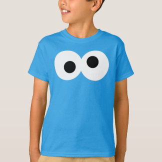 Cookie Monster Big Face T-Shirt