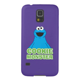 Cookie Monster Character Art Galaxy S5 Cover