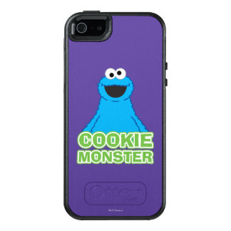 Cookie Monster Character Art OtterBox iPhone 5/5s/SE Case