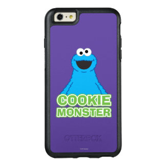 Cookie Monster Character Art OtterBox iPhone 6/6s Plus Case