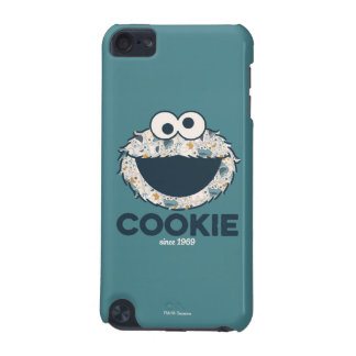 Cookie Monster   Cookie Since 1969 iPod Touch (5th Generation) Case