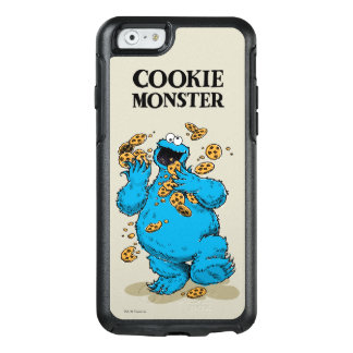 Cookie Monster Crazy Cookies 2 OtterBox iPhone 6/6s Case