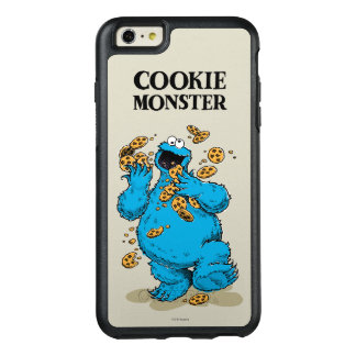Cookie Monster Crazy Cookies 2 OtterBox iPhone 6/6s Plus Case