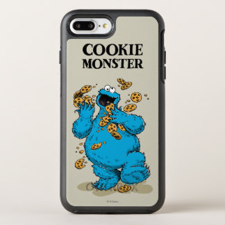 Cookie Monster Crazy Cookies 2 OtterBox Symmetry iPhone 8 Plus/7 Plus Case