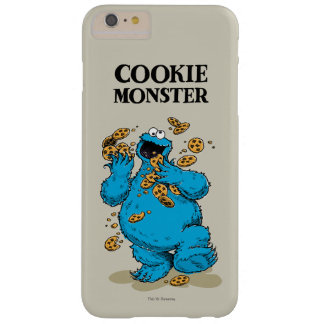 Cookie Monster Crazy Cookies Barely There iPhone 6 Plus Case