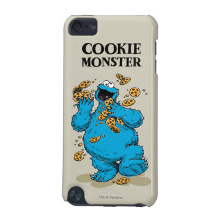 Cookie Monster Crazy Cookies iPod Touch 5G Case